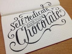 // how to create hand-drawn type