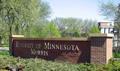 UNIVERSITY OF MINNESOTA.  Morris, MN. For more information, go to www.ultimateuniversities.com