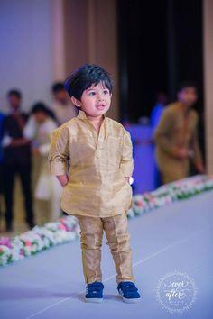 Sparkling Fashion: Designer Dhoti kurta for boys/ kids/ Bridegrooms online - Modern Baby Boy Dress, Baby Girl Dresses, Baby Boy Outfits, Kids Outfits, Male Outfits, Kids Indian Wear, Kids Ethnic Wear, Indian Baby, Boys Kurta Design
