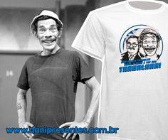 Frase do Sr Madruga: Não existe trabalho ruim. O ruim é ter que trabalhar!    https://www.danipresentes.com.br/camiseta-nao-existe-trabalho-ruim-o-ruim-e-ter-que-trabalhar  .  .  .  #danipresentes #nostalgia #anos80 #chaves #chapolin #srmadruga #srbarriga