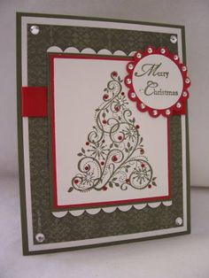 WSC64 Merry Christmas by justcrazy - Cards and Paper Crafts at Splitcoaststampers