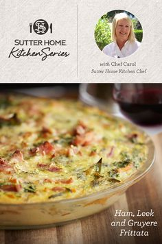 This dish-licious Frittata recipe is one for the books. Perfect for breakfast, Sunday brunch or even dinner.
