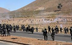 Over 40 Protesting Miners In Bolivia Got Arrested After a Minister Was Beaten To Death