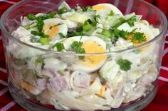 Potato Salad, Potatoes, Ethnic Recipes, Impreza, Food, Tarts, Dinners, English, Simple