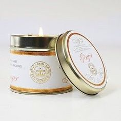 #Soy Wax Scented #Candle Fragrances Amber Bergamot Peony Sandalwood Coconut & More Tin Candles, Soy Wax Candles, Candle Jars, Organic Candles, Scented Wax, Tea Lights, Coconut, Pure Products, Bergamot