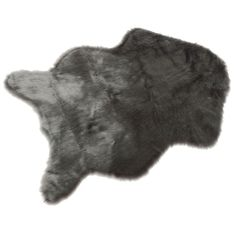 Nice Popular Large High Quality Soft Faux Fur Sheepskin Washable Solid Colored Fluffy Area Rug
