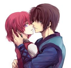 Anime Couple-Yona Of The Dawn