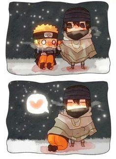 Aaaaww :D i wonder what naruto is doing there :D #naruto #sasuke #sasunaru…
