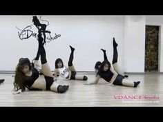 "VDANCE Studio ""Strip Dance"" PARTITION Beyonce by Fox Kieu Ngoc - YouTube"