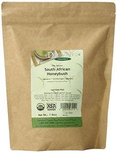 Davidson's Tea Bulk, South African Honeybush, 16-Ounce Bag ** For more information, visit image link.