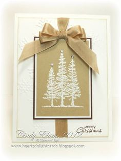 Christmas in March by Cards4Ever - Cards and Paper Crafts at Splitcoaststampers