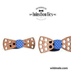 Set wooden bow tie Polka Dor Blue Pack + pocket square. Man wood bow tie. Men Accessories. 100% hand made. Best personal gift. - http://wildmale.com/set-wooden-bow-tie-polka-dor-blue-pack-pocket-square-man-wood-bow-tie-men-accessories-100-hand-made-best-personal-gift