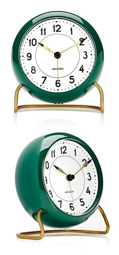 Arne Jacobson Table Clock