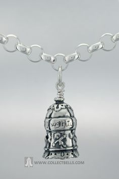 Sterling Silver Charm Bracelet With Attached 3D African Elephant Charm With Moveable Head