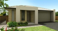 Devine Group Home Designs: Glenelg - Modern M4 Facade. Visit www.localbuilders.com.au/builders_south_australia.htm to find your ideal home design in South Australia