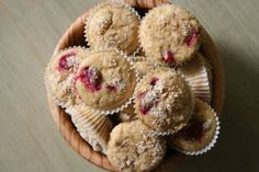 Healthy Cranberry Muffin Recipe this-that