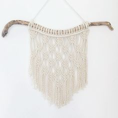 "46 Likes, 5 Comments - Madeline Young (@madi_young) on Instagram: ""I'm teaching a Macrame Wall Hanging Workshop at the @cornerstoregallery on March 18th - book your…"""