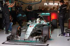 """""""Lewis Hamilton claims emotional home win with Nico Rosberg completing a Silver Arrows double in sensational 2015 British Grand Prix! Amg Petronas, Nico Rosberg, British Grand Prix, Lewis Hamilton, Mercedes Amg, Ferrari, Racing, F1, Vehicles"""