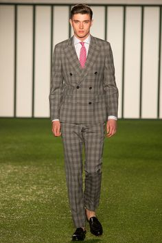 The Great British Summer: Look 029 LCM SS15