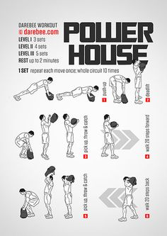 Powerhouse Workout