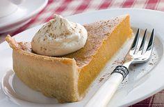 Pumpkin tart - Tesco Real Food