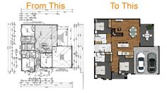 How to create a 2D colour floor plan or rendered floor plan with Photoshop Tutorial1. This Tutorial1 covers How to get your floor plan ready for Photoshop and re creating your external, internal walls and basic detail. Our 2D Plan Symbols collections can be purchased from our online store. http://www.2dplanimages.com