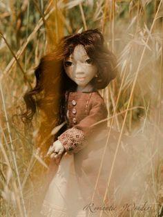 Fiona   Romantic Wonders Dolls Ooak Dolls, Art Dolls, Bjd, Victorian, Romantic, Unique, Flowers, Handmade, Dresses