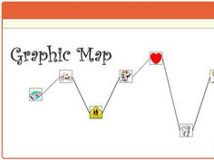Create an illustrated plot diagram or story map using this interactive from ReadWriteThink