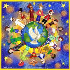 Enjoy the Golden Carers Activity Calendar for Seniors! Be inspired and prepared with activities for Harmony Day Peace On Earth, World Peace, Harmony Day, Relief Society Lessons, Saint Esprit, Give Peace A Chance, Indigo Children, Thinking Day, We Are The World