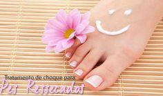 Tratamento de choque caseiro para pés ressecados e rachados: seus pés ficarão lisinhos e macios, como você sempre quis, e sem gastar muito! Pra usar e amar!