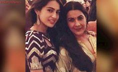 Amrita Singh Reportedly Refuses To Let Daughter Sara Ali Khan Wear Bikini