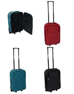 f85f8a3f77 Lightweight Cabin Approved Wheeled Hand Luggage Small Travel Bag