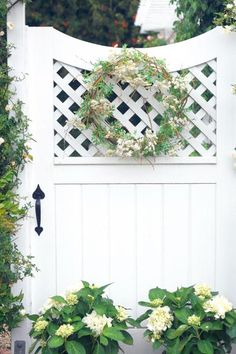 Sure, a garden gate marks the entrance to your property but it also signals what is beyond. Set the tone with one that reflects your style.