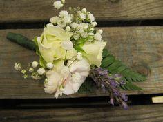 Flors per la solapa del nuvi