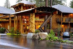 Cedar House Sport Hotel, Truckee, #California - trails, streams, lakes and trees, lots of trees, beautiful!