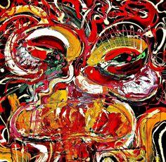 Pintura: Mujer