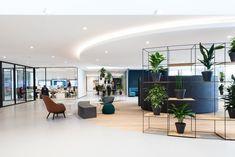 Evides Waterbedrijf Offices - Rotterdam - Office Snapshots