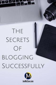 Secrets To Successfully // Jon Mccaw Make Money Blogging, Make Money Online, How To Make Money, Blogging Ideas, Earn Money, Internet Marketing, Online Marketing, Affiliate Marketing, Content Marketing