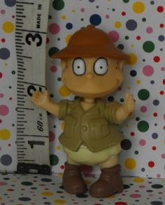 #Rugrats The Movie #Tommy Safari Baby #Figure #teamsellit