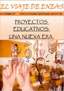 """VALVERDEANDO EN EL COLE: Revista """"El viaje de Eneas"""". Revista de Educación...."""
