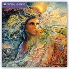Celestial Journeys Wall Calendar