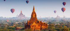 """In this post we explore """"Bagan"""" of Myanmar, the Godly land of Buddhists. We explore Bagan Myanmar, Myanmar Tours, Myanmar Tour Operator. Bagan, Mandalay, Hanoi, Lac Inle, Regions Of The Philippines, Vietnam Voyage, Myanmar Travel, Burma Myanmar, Inle Lake"""