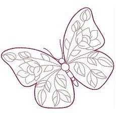 Hand Embroidery Patterns, Embroidery Applique, Cross Stitch Embroidery, Machine Embroidery, Diy Accessoires, Butterfly Drawing, Butterfly Pattern, Applique Designs, Quilting Designs
