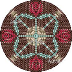 mochila wayuu bodem tulpen Crochet Chart, Crochet Stitches, Knit Crochet, Beaded Embroidery, Cross Stitch Embroidery, Mochila Crochet, Tapestry Crochet Patterns, Bag Pattern Free, Tapestry Bag