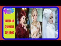 Most beautiful and stylish hijab caps designs Hijab Caps, Stylish Hijab, Most Beautiful, Music, Youtube, Design, Musica, Musik, Muziek