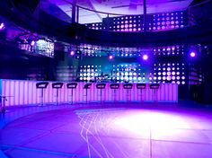 Discotheque at Hotel United-21, Thane.