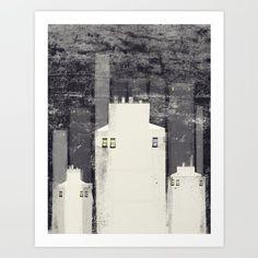 Old Glasgow landscapes By Slug Draws