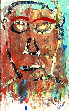 Znalezione obrazy dla zapytania bukowski  paintings