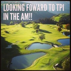 TPI Golf Fitness Professional Seminar