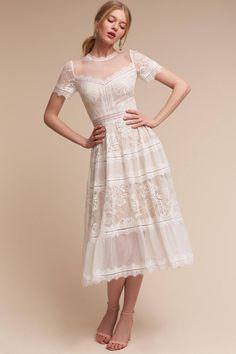 32ce9ba70887 BHLDN Saylor Dress in Bride Reception   Rehearsal Dresses